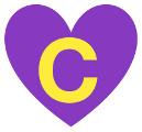 C in heart